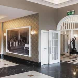 Hotel Borg by Keahotels - Luxury Iceland Holiday Packages - lobby