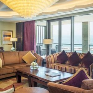 Imperial Suite 2 - sofitel dubai jumeirah beach - luxury dubai holidays