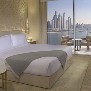 Luxe Sea View Room - FIVE Palm Jumeirah Dubai - Luxury Dubai Holiday Packages