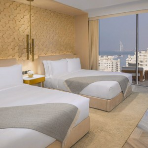 Luxe Sea view twin - FIVE Palm Jumeirah Dubai - Luxury Dubai Holiday Packages