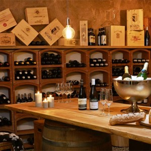 Nira Montana - Luxury Italy Holiday Packages - wine cellar