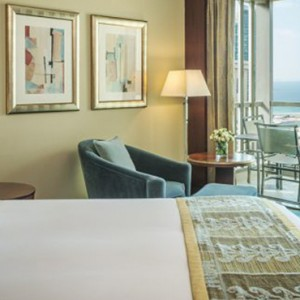 Prestige Suite 2 - sofitel dubai jumeirah beach - luxury dubai holidays