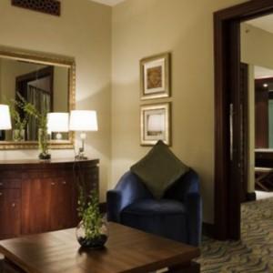 Prestige Suite 4 - sofitel dubai jumeirah beach - luxury dubai holidays