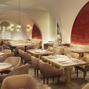 Quattro Passi - FIVE Palm Jumeirah Dubai - Luxury Dubai Holiday Packages