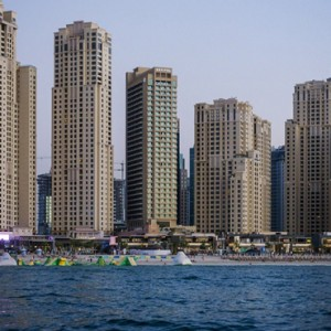 exterior 2 - sofitel dubai jumeirah beach - luxury dubai holidays