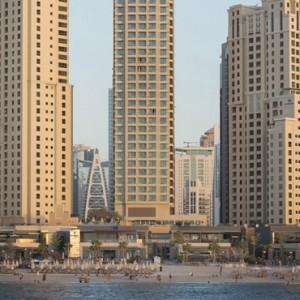 exterior - sofitel dubai jumeirah beach - luxury dubai holidays