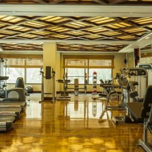 gym - sofitel dubai jumeirah beach - luxury dubai holidays