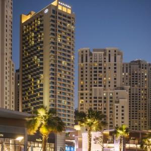 jbr - sofitel dubai jumeirah beach - luxury dubai holidays