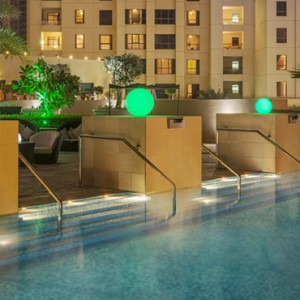 pool - sofitel dubai jumeirah beach - luxury dubai holidays