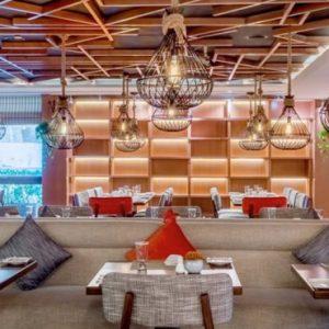 luxury Dubai holiday Packages Sofitel The Palm Dubai The World Eatery