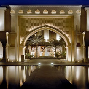 The Palace Downtown Dubai - Luxury Dubai holiday packages - Exterior