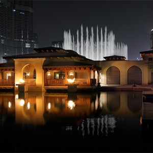The Palace Downtown Dubai - Luxury Dubai holiday packages - Exterior1
