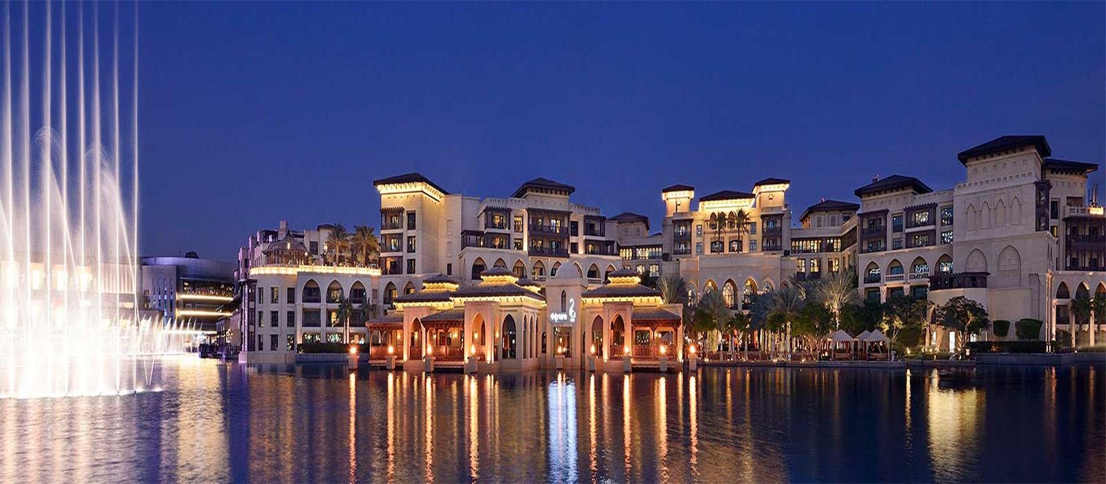 The Palace Downtown Dubai - Luxury Dubai holiday packages - Header