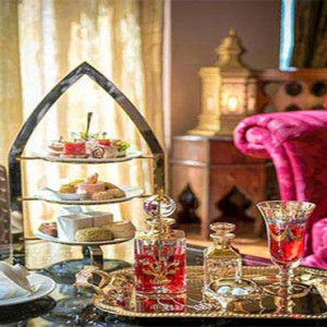The Palace Downtown Dubai - Luxury Dubai holiday packages - restaurant