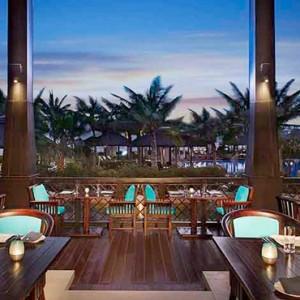 dining - sofitel the palm dubai - luxury dubai holiday packages