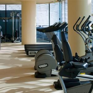 gym 2 - yas viceroy abu dhabi - luxury abu dhabi holidays