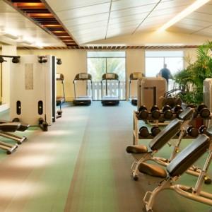 gym - sofitel the palm dubai - luxury dubai holiday packages