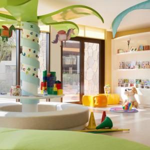 kids club 2 - sofitel the palm dubai - luxury dubai holiday packages