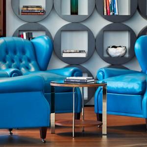 library lounge - yas viceroy abu dhabi - luxury abu dhabi holidays