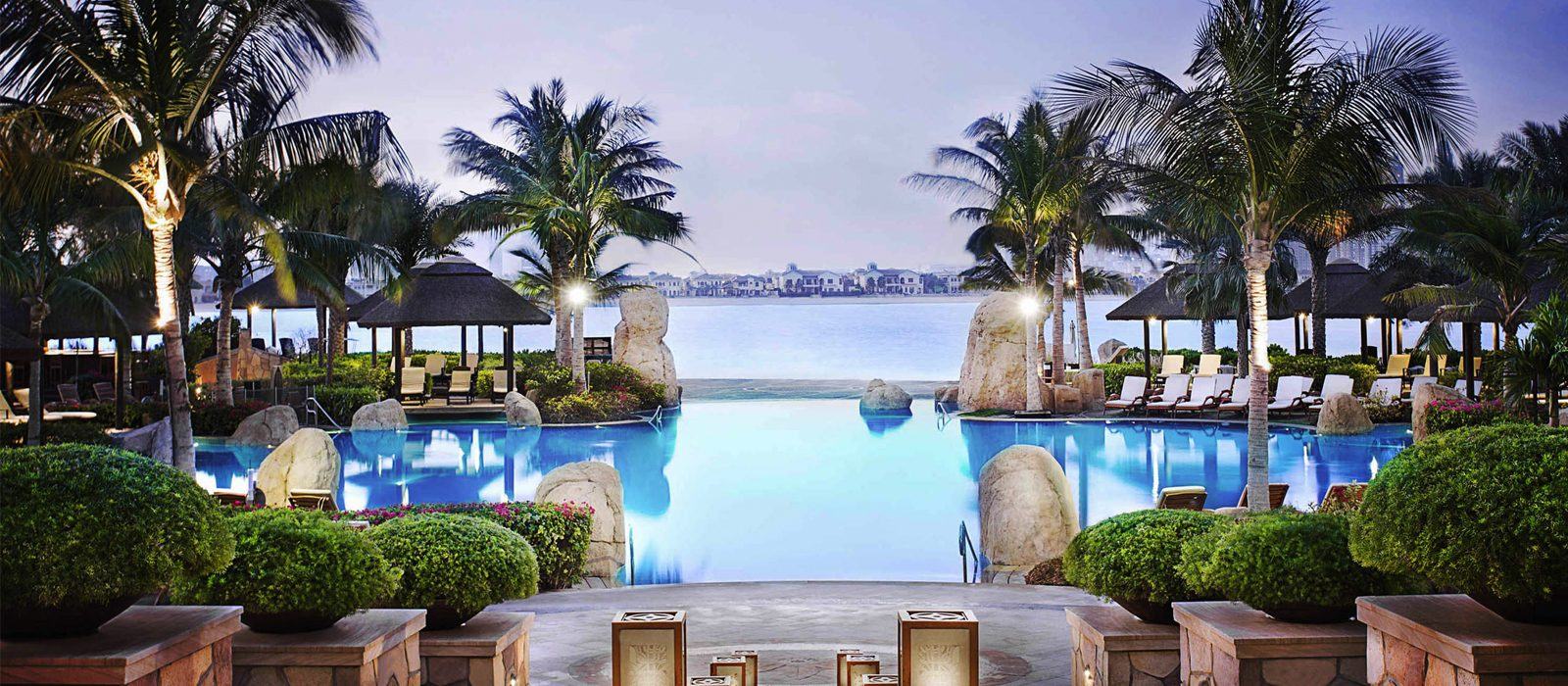 Luxury Dubai Holiday Packages Sofitel The Palm Dubai Header