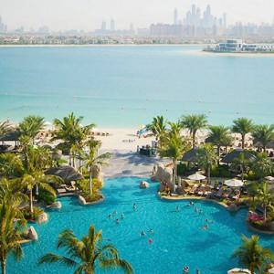 pool 5 - sofitel the palm dubai - luxury dubai holiday packages