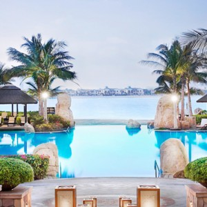 pool - sofitel the palm dubai - luxury dubai holiday packages