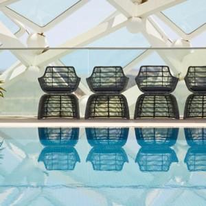 pool - yas viceroy abu dhabi - luxury abu dhabi holidays