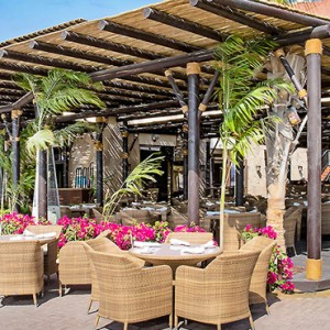 restaurants 3 - sofitel the palm dubai - luxury dubai holiday packages
