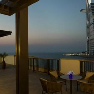 Burj Al Arab - Jumeirah Al Naseem - Luxury Dubai Hotels