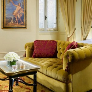 Deluxe Room - st regis rome - luxury rome holiday packages