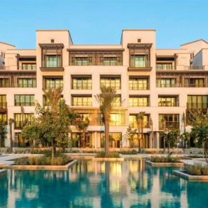 Exterior - Jumeirah Al Naseem - Luxury Dubai Hotels
