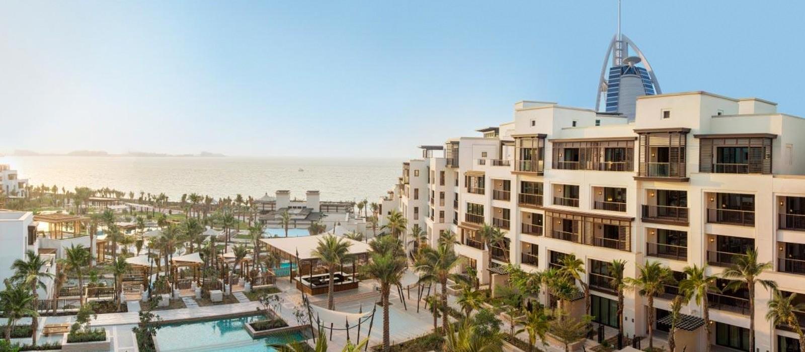 Header - Jumeirah Al Naseem - Luxury Dubai Hotels