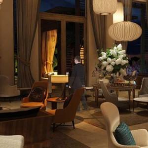 Lounge- Jumeirah Al Naseem - Luxury Dubai Hotels
