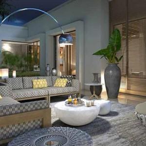 Presidential Suite 3 - Jumeirah Al Naseem - Luxury Dubai Hotels