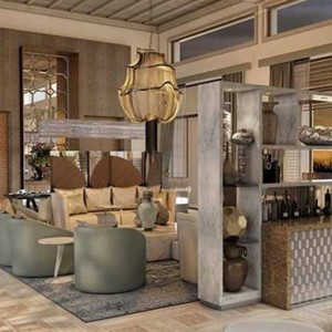 Royal Suite 3 - Jumeirah Al Naseem - Luxury Dubai Hotels