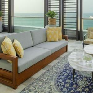 Royal Suite 5 - Jumeirah Al Naseem - Luxury Dubai Hotels
