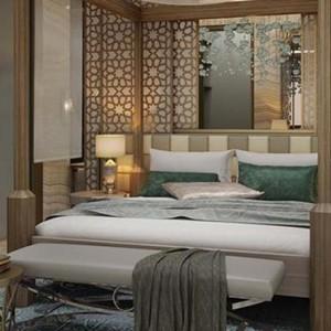 Royal Suite - Jumeirah Al Naseem - Luxury Dubai Hotels