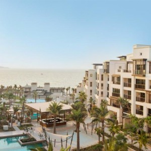 Views- Jumeirah Al Naseem - Luxury Dubai Hotels