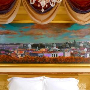 ambassador suite 2 - st regis rome - luxury rome holiday packages