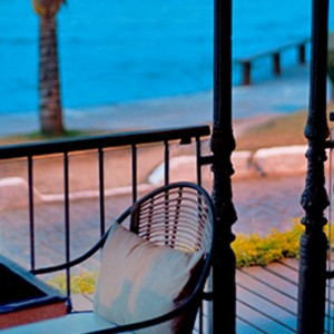 deck - casasa branca boutique hotel and spa - luxury brazil holiday packages