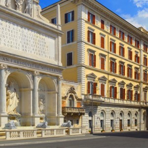 location - st regis rome - luxury rome holiday packages