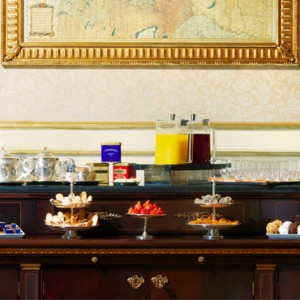 meeting room 5 - st regis rome - luxury rome holiday packages
