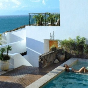 pool - casasa branca boutique hotel and spa - luxury brazil holiday packages