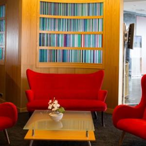 Lobby - Radisson Blu Saga Hotel Reykjavik - Luxury Iceland Holiday Packages