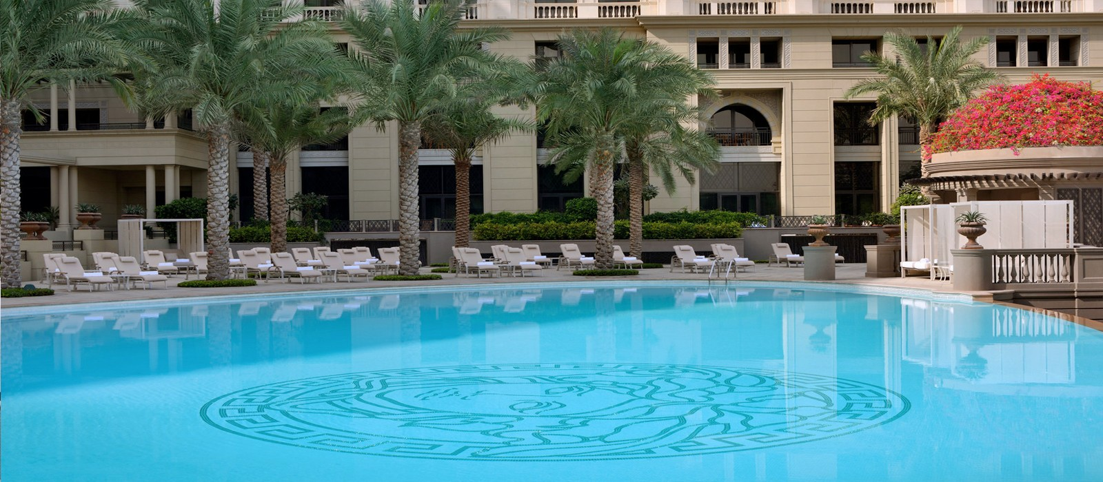 Palazzo Versace - Luxury Dubai Holiday packages - Header