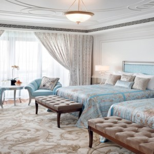 Palazzo Versace - Luxury Dubai Holiday packages - Premier room -twin