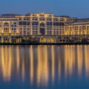 Palazzo Versace - Luxury Dubai Holiday packages - hotel exterior