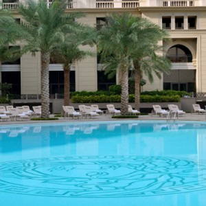 Palazzo Versace - Luxury Dubai Holiday packages - pool1