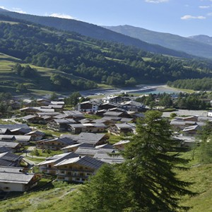 Pragelato Vialetta - Luxury Italy Holiday Packages - Location by summer