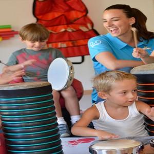 Pragelato Vialetta - Luxury Italy Holiday Packages - kids play area